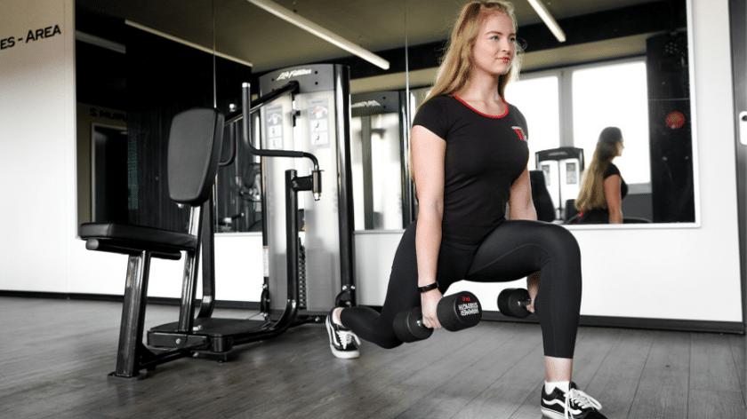 Beine trainieren